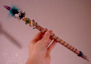 Come see Lillith's wands on Ebay!